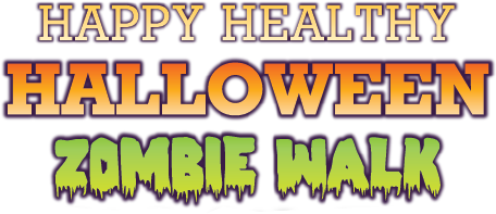 Healthy Halloween Zombie Walk - Saturday October 28th - Desert Hot Springs